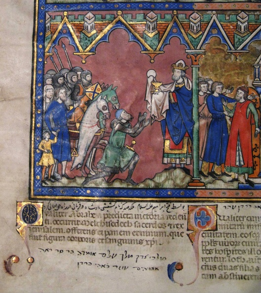 CrusaderBible-MorganLibrary