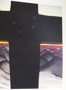 GeorgiaO'Keeffe-Cross2