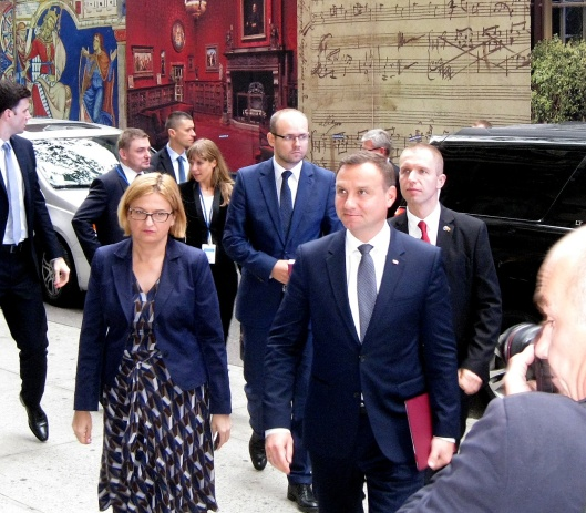 Poland-PresidentDuda