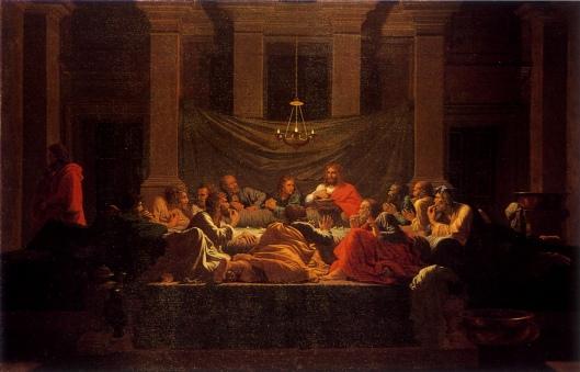 Poussin-Eucharist