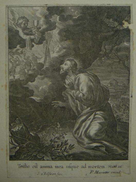 Christ-mariette